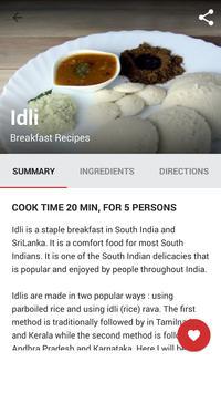 IndianRecipe apk screenshot