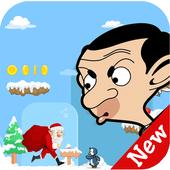 Mr Santa Bean icon