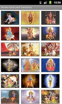 Hindu God and Goddess poster