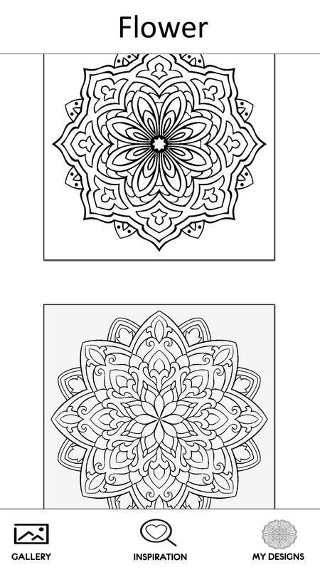 Coloring Book Me Mandala For Android Apk Download