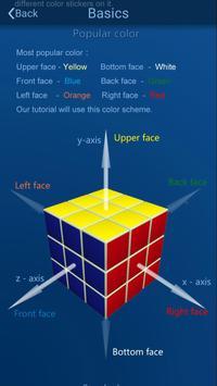 Rubik's Solution screenshot 1