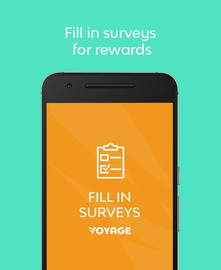 Voyage Surveys - Surveys, Gift Cards and Rewards for Android - APK