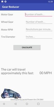 SMV Gear Reducer screenshot 2
