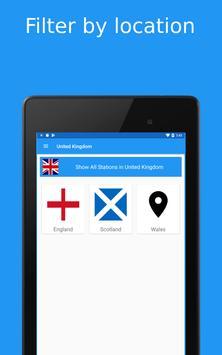 Internet Radio United Kingdom screenshot 17