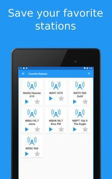 Internet Radio United Kingdom screenshot 15