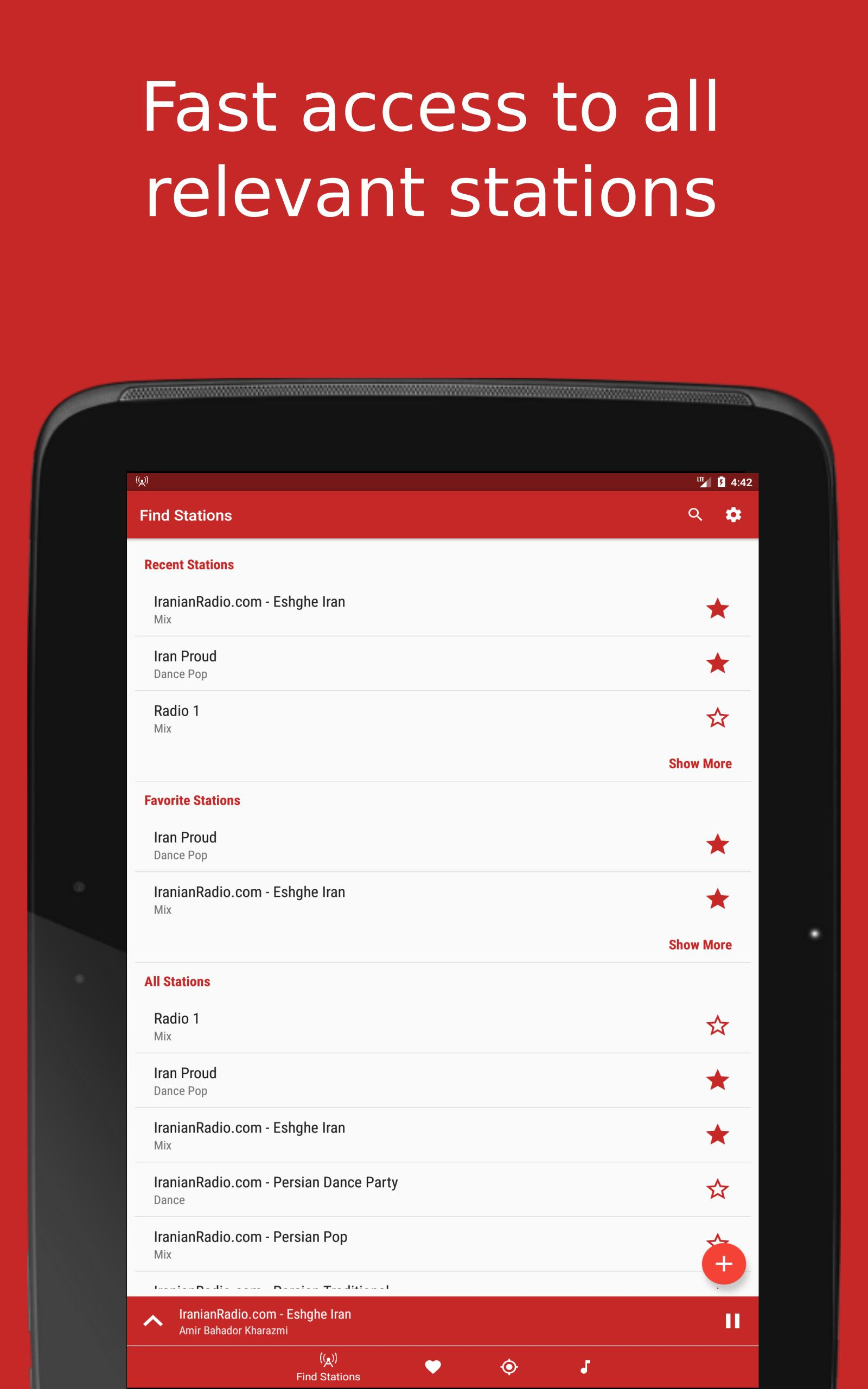Internet Radio Iran for Android - APK Download