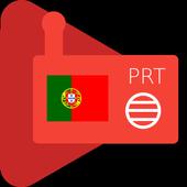 Internet Radio Portugal icon