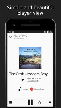 Internet Radio Lounge screenshot 1