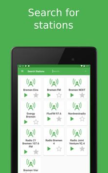 Internet Radio Bremen screenshot 14