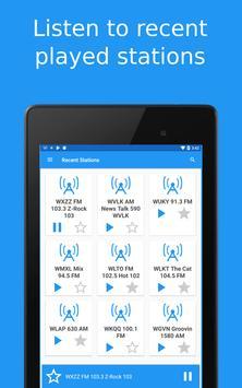 Internet Radio Kentucky screenshot 18
