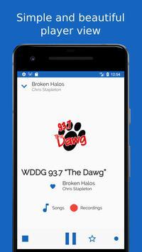 Internet Radio Kentucky screenshot 1