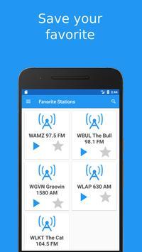 Internet Radio Kentucky apk screenshot