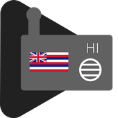 Internet Radio Hawaii icon