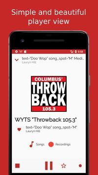 Internet Radio Ohio screenshot 1