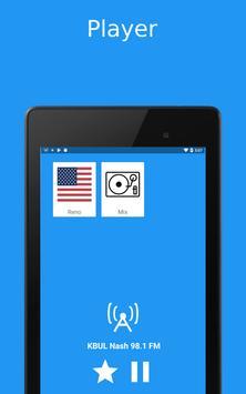 Internet Radio Nevada स्क्रीनशॉट 13