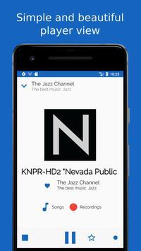 Internet Radio Nevada स्क्रीनशॉट 1