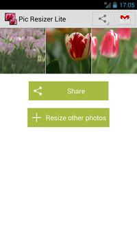 Pic Resizer Lite screenshot 4