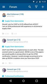 APICS Supply Chain Hub apk screenshot