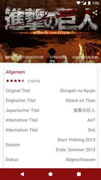 Proxer.Me - Anime und Manga скриншот 3