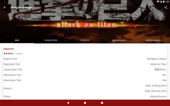 Proxer.Me - Anime und Manga скриншот 10