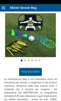 mistersoccer app screenshot 1