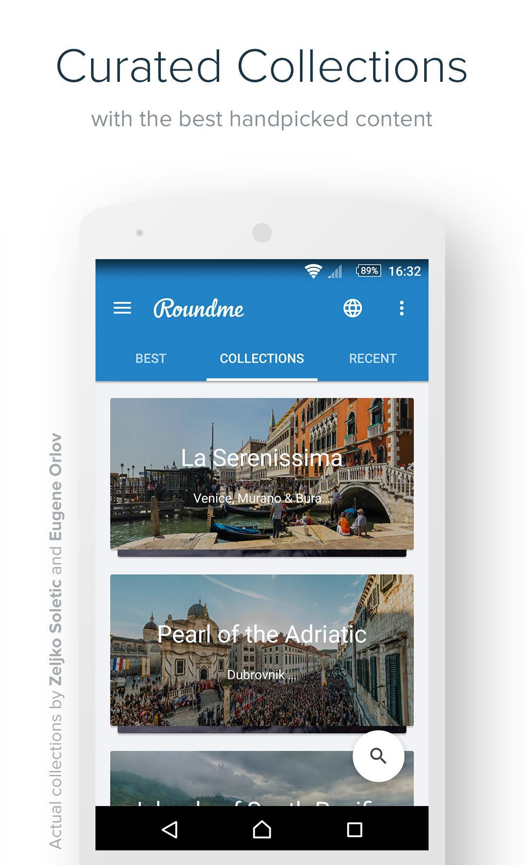 Roundme for Android - APK Download