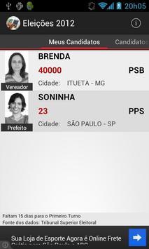 Eleições 2012 screenshot 6