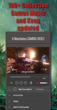 Gaming Raps of Jt Machinima apk screenshot