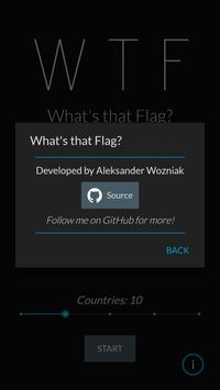 WTF - What's that Flag? - QUIZ screenshot 7