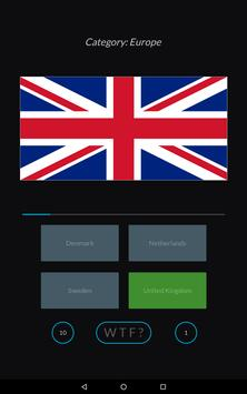 WTF - What's that Flag? - QUIZ screenshot 10