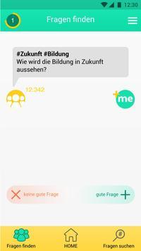 +me - Deine Fragen und Antworten zur Wahl 2017 apk screenshot
