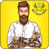 Tattoo Studio : Photo Maker PRO icon