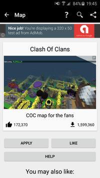 Maps for Minecraft PE apk screenshot