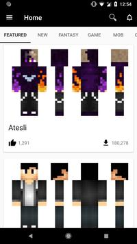 Skins For Minecraft PE APK Download Free Tools APP For Android - Skin para minecraft pe de dragon ball z