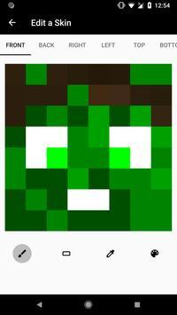 Skins for Minecraft PE imagem de tela 5