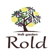 Hair garden Rold icon