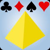Pyramid 13 - Pyramid Solitaire icon