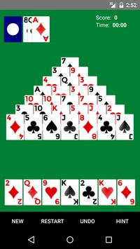 Pyramid 13 - Pyramid Solitaire poster