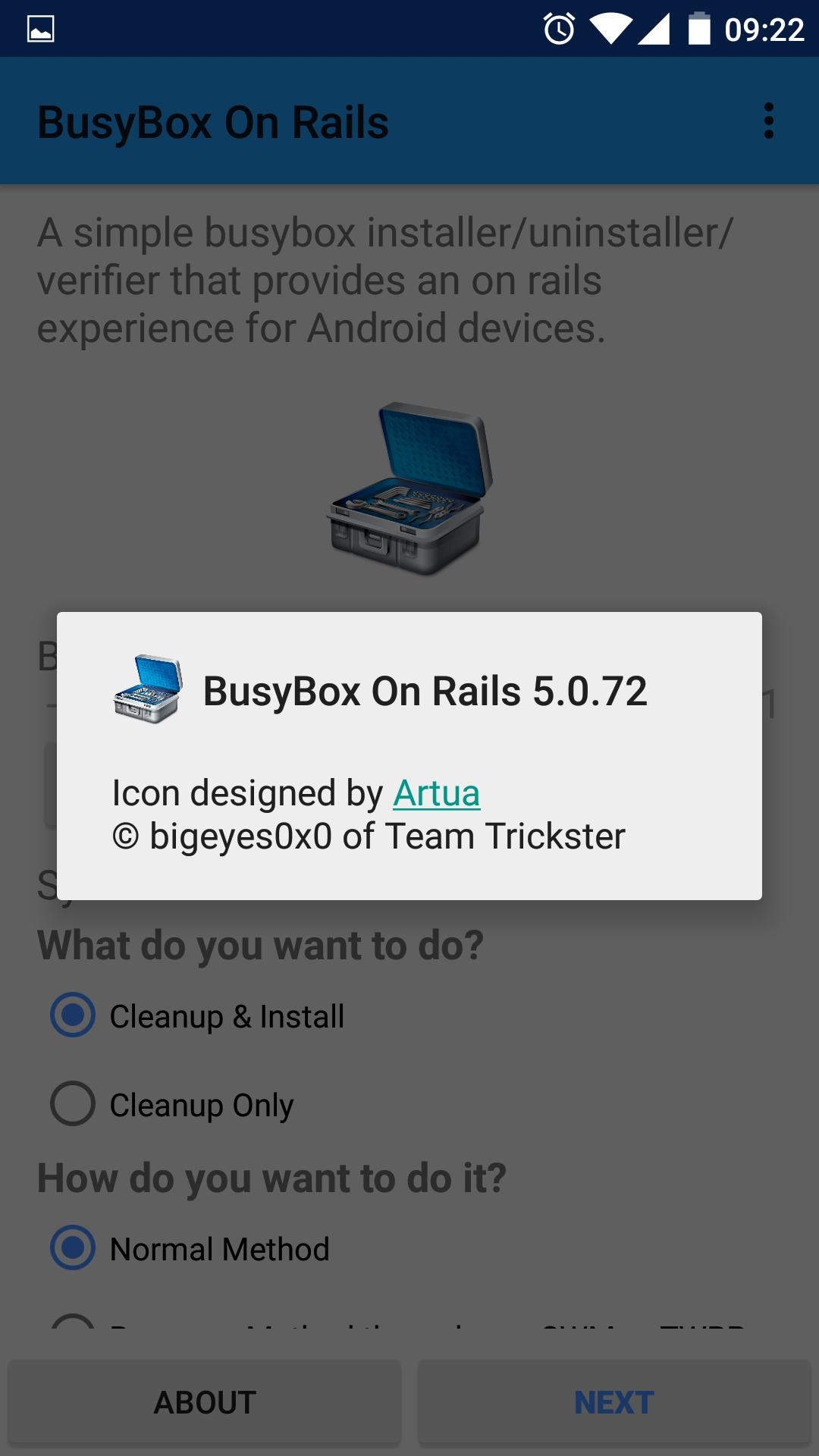 BusyBox On Rails for Android - APK Download