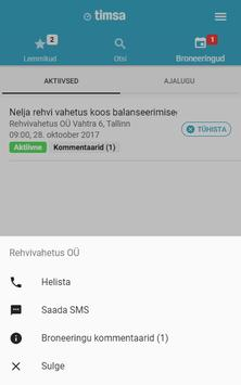 Timsa apk screenshot