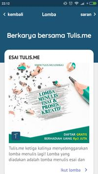 Tulis.me screenshot 3