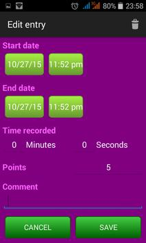 Treb 2 - Timer and counter apk screenshot