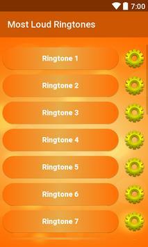 Most Loud Ringtones screenshot 2