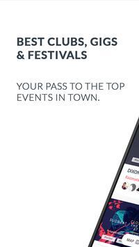 Xceed - Clubs, DJs, Festivals & Tickets poster