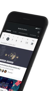 Xceed - Clubs, DJs, Festivals & Tickets apk screenshot