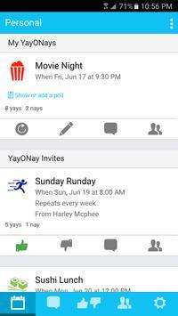 YayONay screenshot 2