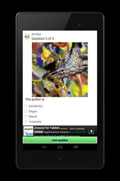 Art Trivia apk screenshot