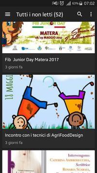 Matera News poster