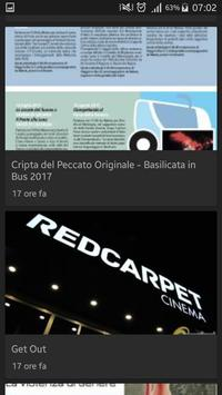 Matera News apk screenshot