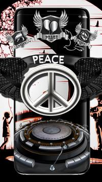 3D Anti War Theme poster